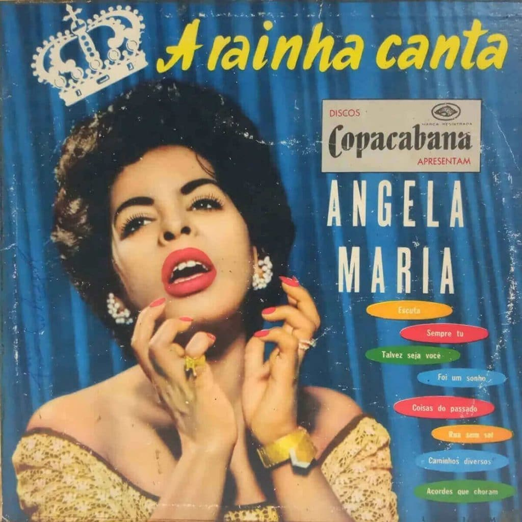 A Rainha Canta