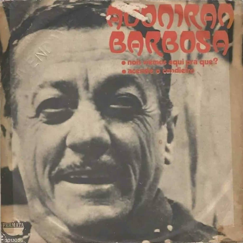 Adoniran Barbosa – 1972
