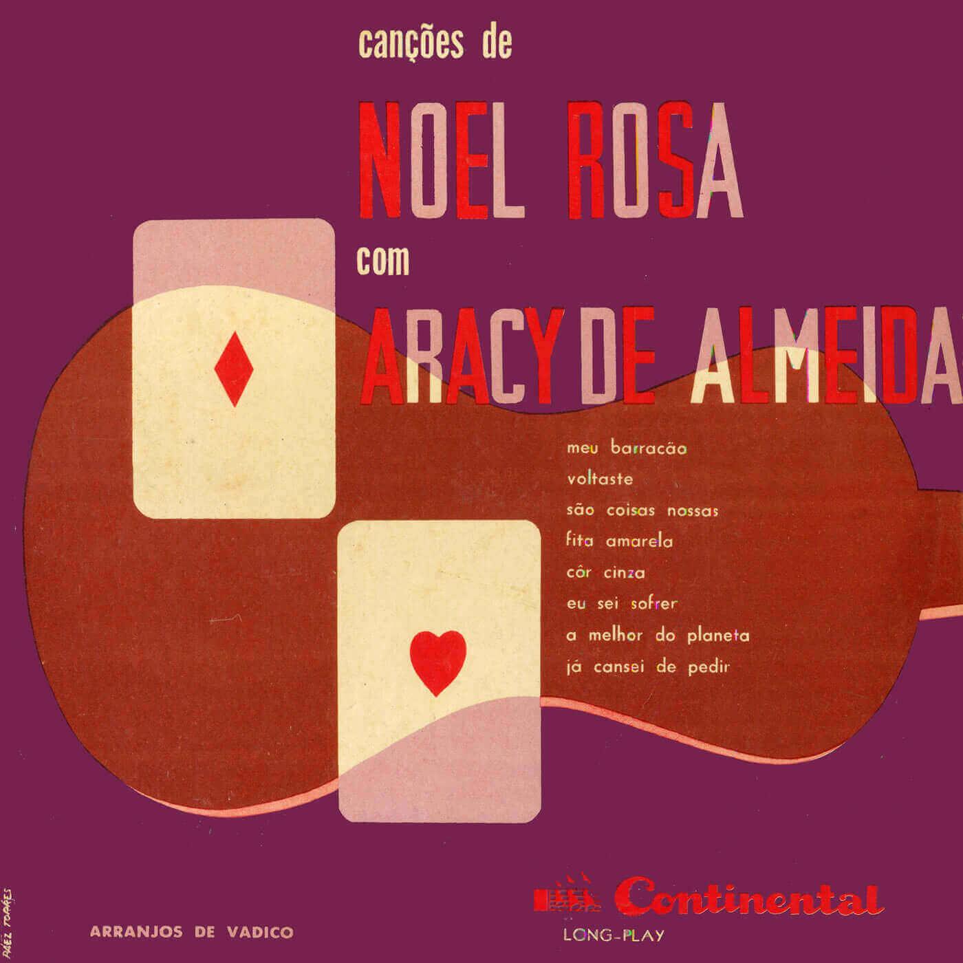 Canções de Noel Rosa Com Aracy de Almeida