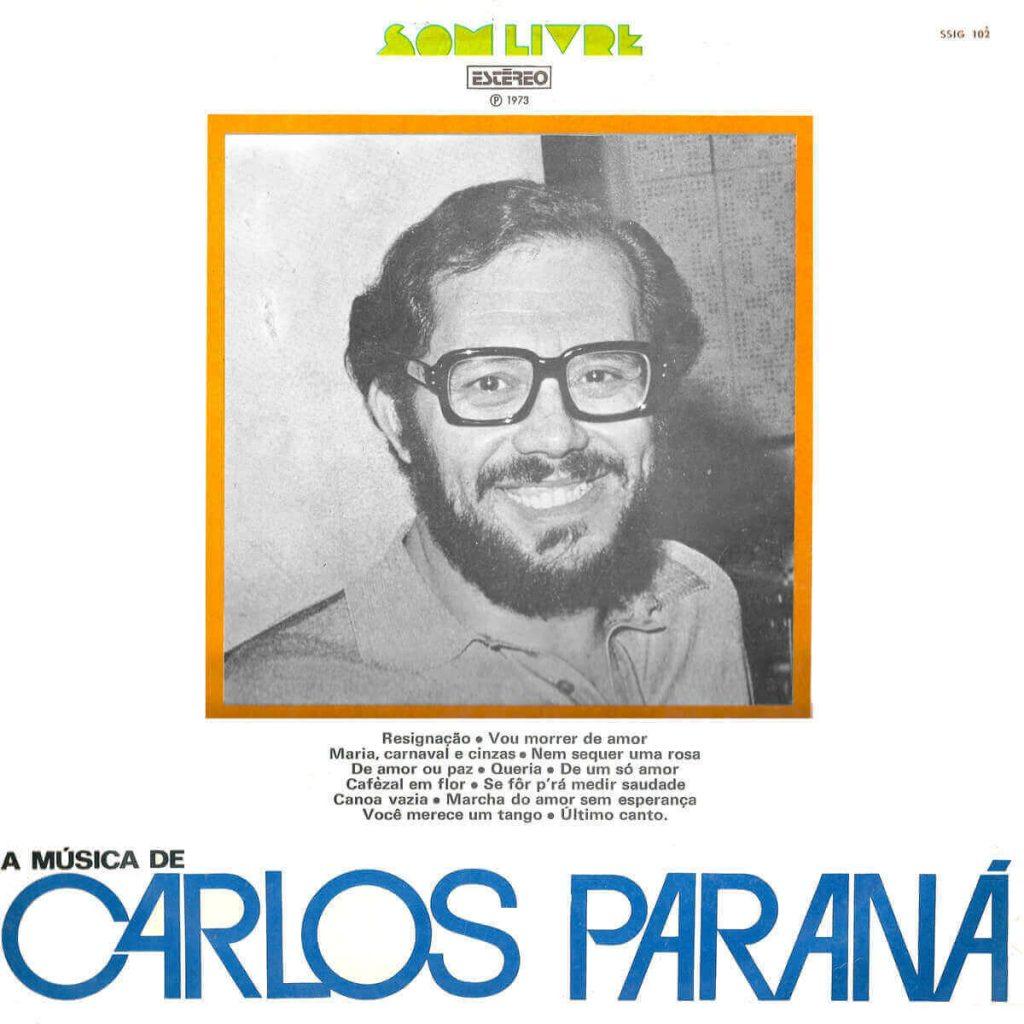 A Música de Carlos Paraná
